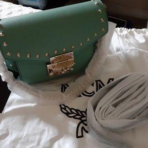 Mcm patricia crossbody bag